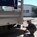 Cassonature furgoni