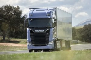 New deal Scania: il camion diventa eco
